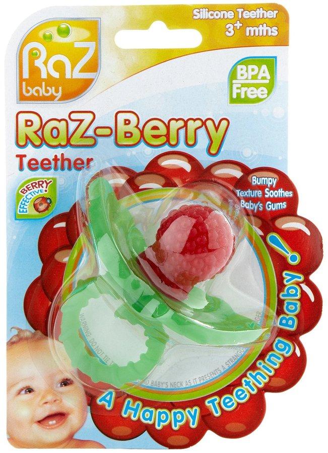 Razbaby RaZ - Berry Silicone Teether