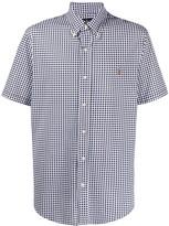 Polo Ralph Lauren gingham check logo shirt