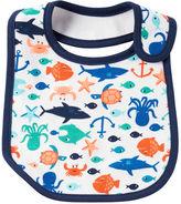 Carter's Ocean Teething Bib
