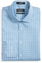 Nordstrom Men's Trim Fit Check Dress Shirt