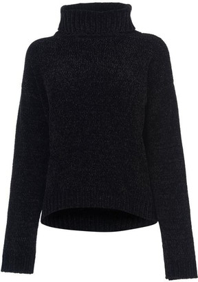 Soul Cal SoulCal Roll Neck Chenille Jumper Ladies