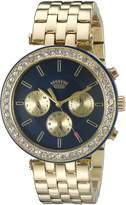 Juicy Couture Women's 1901334 Analog Display Quartz Gold Watch