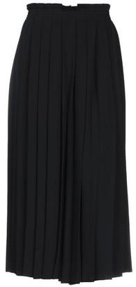 MM6 MAISON MARGIELA 3/4 length skirt