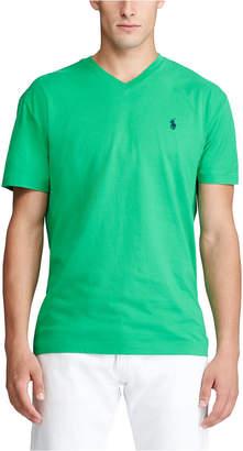 Polo Ralph Lauren Men Classic-Fit V Neck T-Shirt