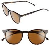 Komono Women's Beaumont 50Mm Sunglasses - Tortoise