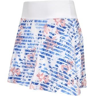Puma Womens PWRShape Floral Golf Skirt Bright White