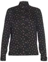 Thierry Colson Peggy floral-print shirt