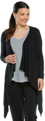Angel Maternity Blooming Women Waterfall Cardigan