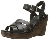 Timberland Women's Danforth Woven Wedge Sandal