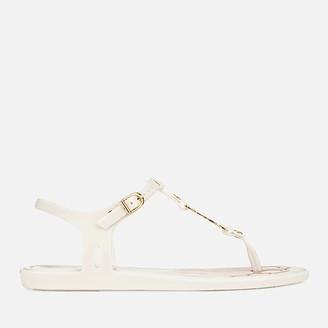 Vivienne Westwood Vivenne Westwood For Melissa for Melissa Women's Solar 21 Toe Post Sandals - Ivory Orb