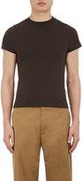 Balenciaga Men's Logo-Embroidered Cotton T-Shirt