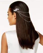 Josette Rhinestone Hanging Hair Chain