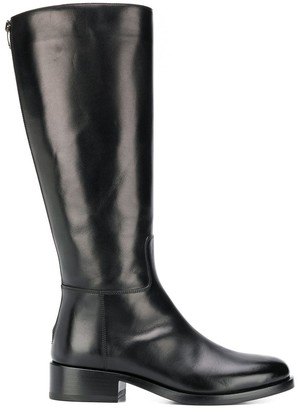 Vittorio Virgili Calf Length Boots