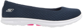 Skechers Go Step-Challenge/Space Dyed 14205 NVW Navy/White Sneaker