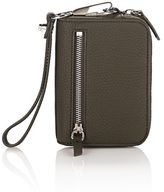 Alexander Wang Large Fumo In Matte Grass With Rhodium