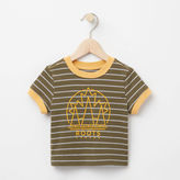 Roots Baby Moncton Ringer Top