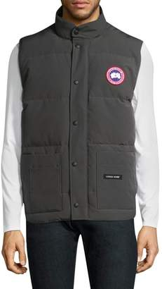 Canada Goose Quilted Freestyle Vest