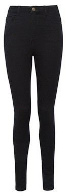 Dorothy Perkins Womens **Tall Black 'Shape And Lift' Shaping Jeans, Black