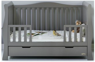 O Baby Stamford LuxeSleigh Cot Bed