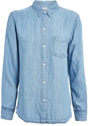 Rails Elliot Chambray Button Down Shirt