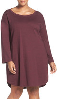 Caslon A-Line Dress (Plus Size)