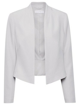 Dorothy Perkins Womens Lily & Franc Cream Peplum Jacket
