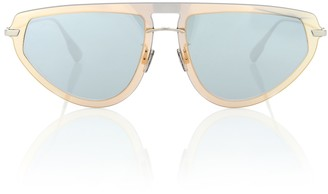 Christian Dior DiorUltime2 metal sunglasses