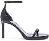 Saint Laurent Jane Leather Sandals