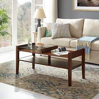 Southern Enterprises Holly & Martin Elrick Display Cocktail Coffee Table