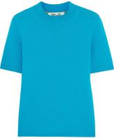 Diane von Furstenberg Cashmere Sweater - Blue