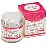 Rose Patisserie de Bain Cranberries & Cream Hand Cream Jar 30ml