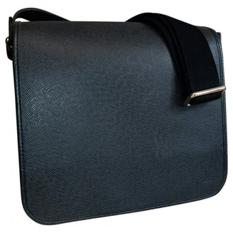 Louis Vuitton Drake Brown Leather Bags