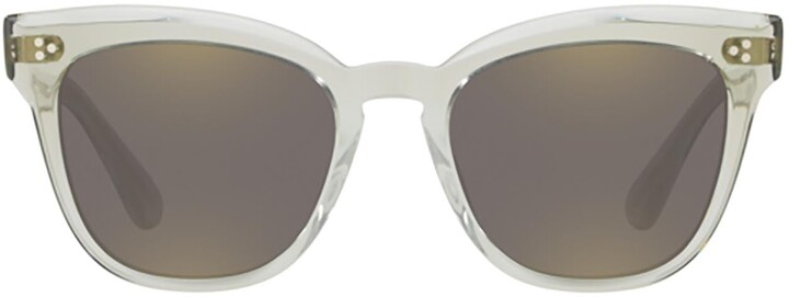 Thumbnail for your product : Oliver Peoples Marianela Square Frame Sunglasses