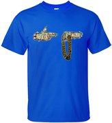 Lena shop SHINE Run the Jewels 2 Killer Mike El-P Men's T Shirt Short Sleeves blue
