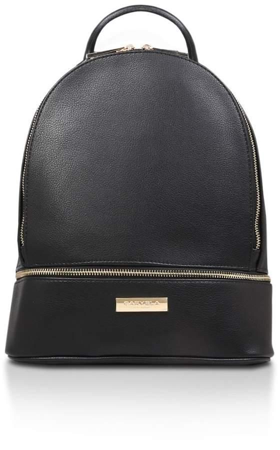 Carvela Suzie Zip Backpack Backpacks