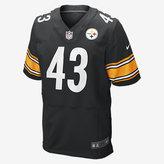 Nike NFL Pittsburgh Steelers Elite Jersey (Troy Polamalu) Men's Football Jersey