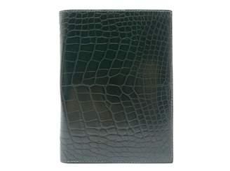Hermes Green Alligator Wallets