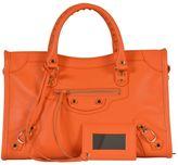 Balenciaga Classic Silver City S Bag