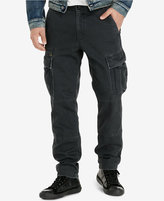 Mens Slim Black Cargo Pants - ShopStyle