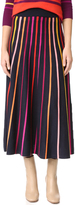Temperley London Midi Panorama Skirt