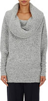 Acne Studios Women's Daze Cowlneck Sweater-GREY