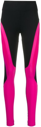 NO KA 'OI Colour Block Leggings