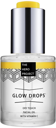 The Hero Project Glow Drops Dry Touch Facial Oil + Vitamin C 30ml