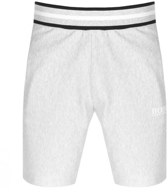 Boss Business BOSS Bodywear Heritage Sweat Shorts Grey