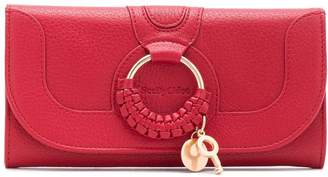 See by Chloe snap continental wallet