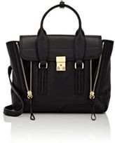 3.1 Phillip Lim Women's Pashli Medium Satchel-BLACK