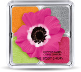 The Body Shop Pink Poppy Shimmer Cubes