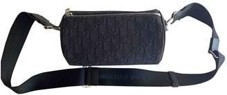 Christian Dior Roller Black Cotton Bags