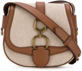 Ralph Lauren buckle cross-body bag