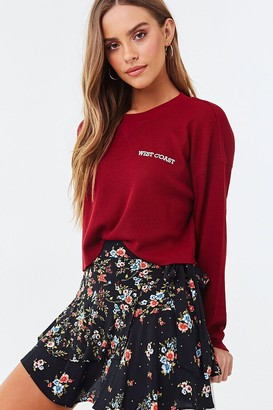 Forever 21 West Coast Graphic Thermal